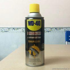 Chai xịt dưỡng sên xích xe máy mô tô WD-40 Chain Lube 360 ml