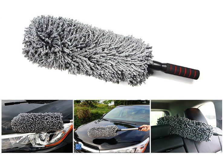 Chổi lau bụi vệ sinh nội thất xe ô tô P571