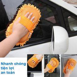 Miếng bọt biển rửa xe ô tô xe máy - Phụ kiện rửa xe và chăm sóc xe.