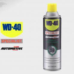 Vệ sinh phanh thắng xe ô tô WD-40 Brake & Parts Cleaner 450ml