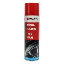 Chai xịt bảo dưỡng lốp xe ô tô Wurth Tyre Care 0890121 500ml