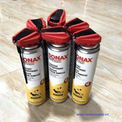 Chai xịt tẩy keo băng dính, keo dán decal Sonax 477300 Adhesive Residue Remover 400ml