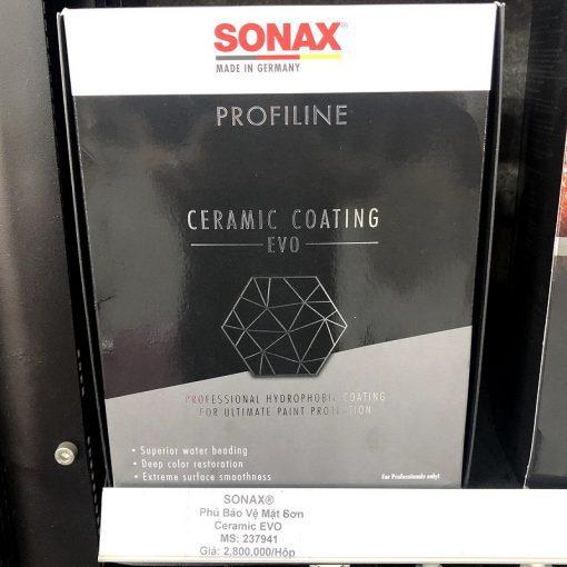 Sonax 237941 Ceramic Coating CC Evo