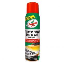 Chai xịt tẩy nhựa đường Turtle Wax Power Foam Bug & Tar Remover 454g