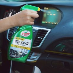 Dung dịch vệ sinh nội thất Turtle Wax Dash & Glass Interior Detailer 680ml