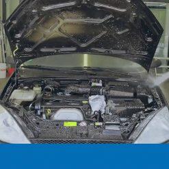 Nước rửa khoang máy ô tô Sonax Engine cold cleaner 607600 10 lít