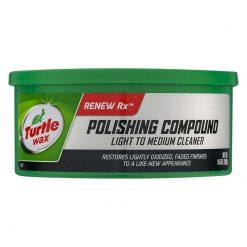 Sáp đánh bóng sơn xe ô tô Turtle Wax Polishing Compound T241A 298g