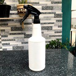 Bình phun hóa chất dung dịch vệ sinh P618 800ml (nắp đen)