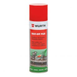 Dầu tẩy rỉ sét Wurth Rust remover Rost-Off Plus 0890200 300ml