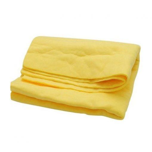 Khăn da lau khô xe ướt Chamois Car Cloth P704