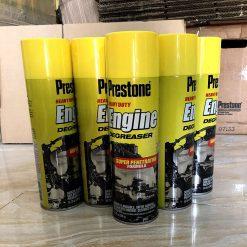 Chai xịt tẩy rửa máy ô tô Prestone Engine Degreaser 390g