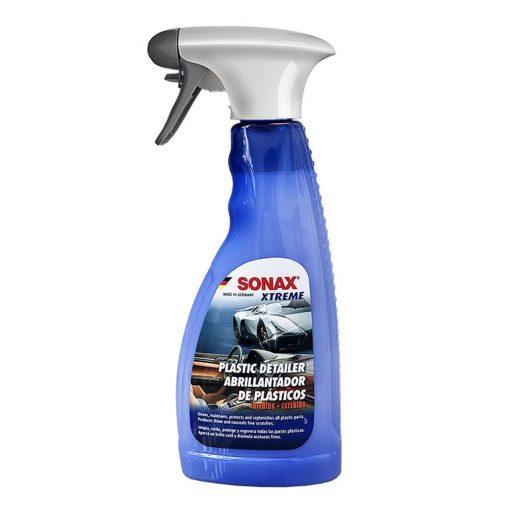 Dung dịch bảo dưỡng nhựa ô tô Sonax 255241 Plastic Detailer 500ml