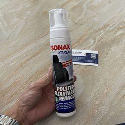 vệ sinh ghế nỉ ô tô Sonax Xtreme 206141 P199 250ml