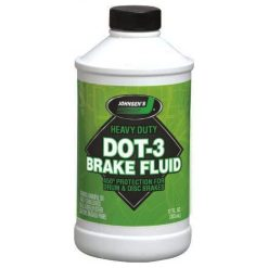 Dầu phanh Johnsen's Dot 3 Brake Fluid 355ml