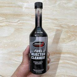 Phụ gia xăng ô tô Johnsen's Fuel Injector Cleaner 355ml