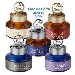 Nước hoa ô tô Grasse Bullsone 110ml