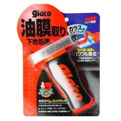 Dung Dịch Tẩy Ố Kính Ô Tô Glaco Glass Compound Soft99 100ml