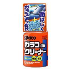 Vệ sinh và phủ nano kính Glaco De Cleaner Soft99 400ml