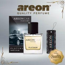 Nước hoa ô tô Areon Platinum 50ml